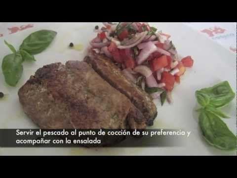 Filete de corvina en balsamico - La Pescaderia gourmet