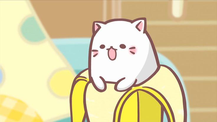 New Cat-Banana Anime Is Weirdly Popular , Bananya