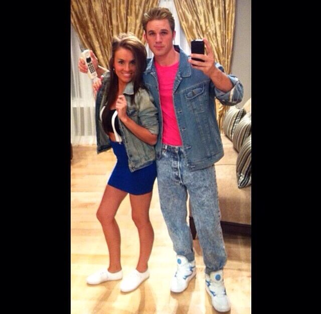 guess the celebrity halloween costumes - Saved By The Bell Halloween Costume
