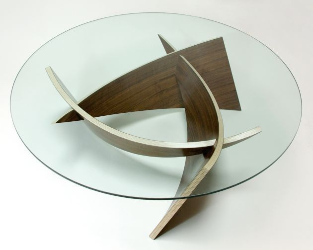 Potential Coffe Table - MacMaster Design Expose Coffee Table