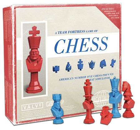 TF2 Chess (most wanted present)
