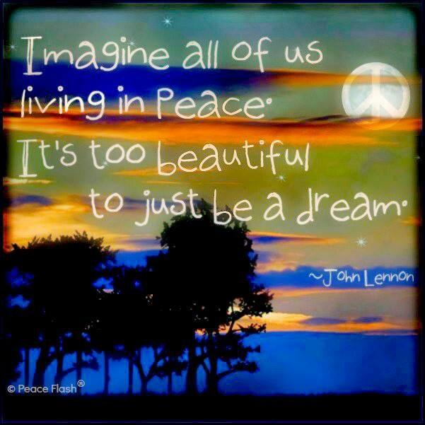 John Lennon Quotes Imagine. QuotesGram