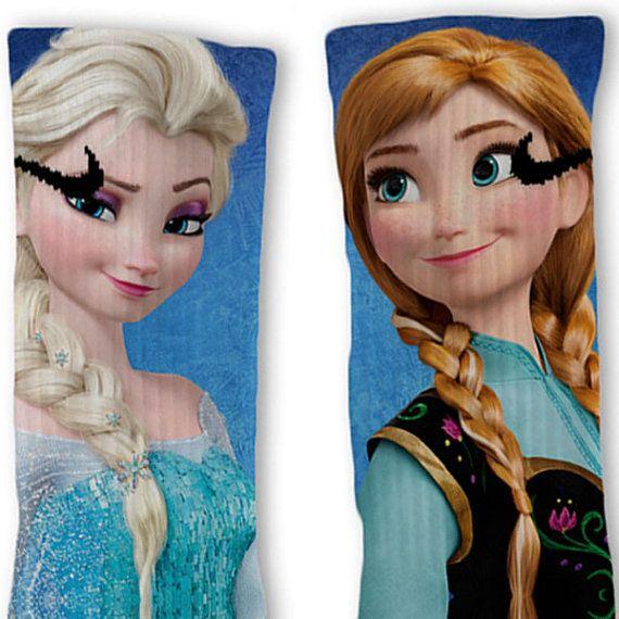 Disney Frozen Elsa & Anna Fast Shipping Nike Elite by FreshElites, $29.00