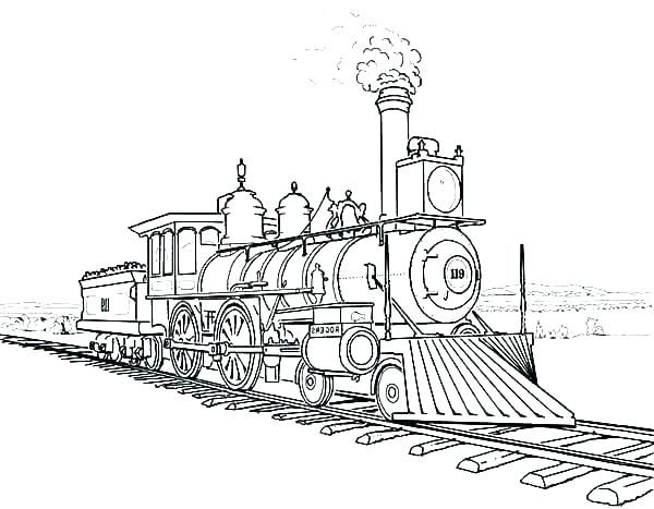Printable Train Coloring Pages Ideas Free Coloring Sheets Train Coloring Pages Train Drawing Train Tattoo