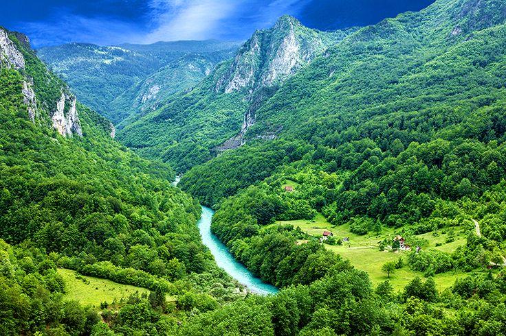 4. Norra Montenegro #montenegro #resa #semester