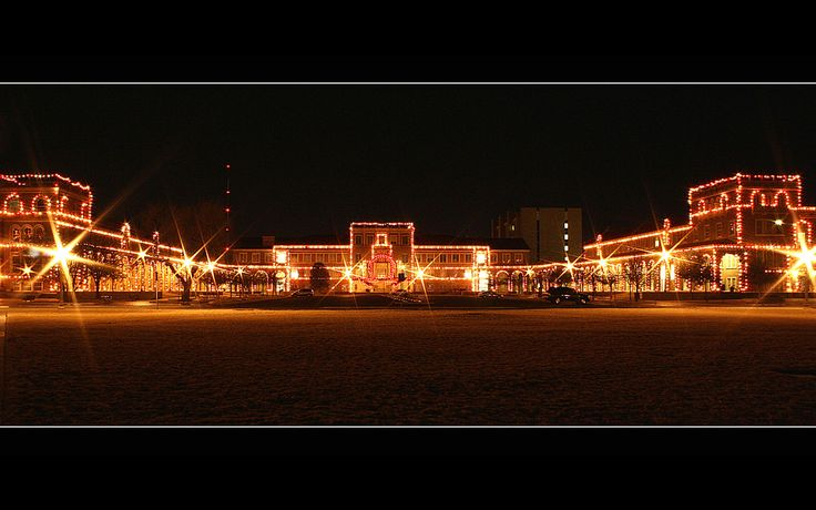 Texas Tech University @ Christmas