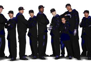 Diversity | Now on of the UK's top street dance troupes based in London. They are best known for winning the third series of Britain's Got Talent in 2009. Since then Diversity have been performing all over the country. You can hire Diversity for your event with E3 Group today. Click on the image for details.