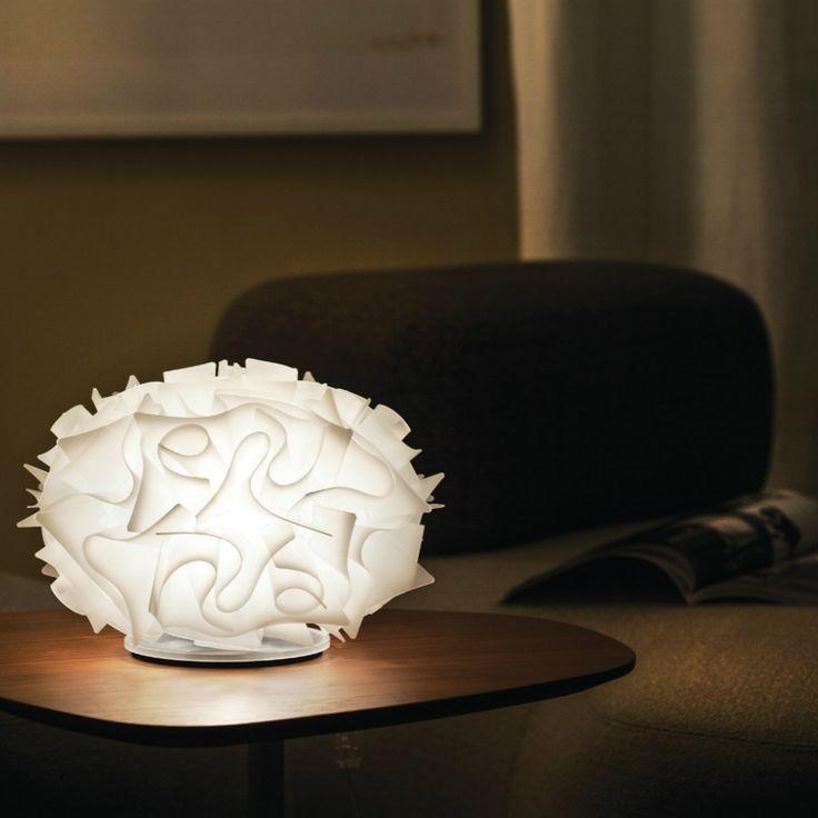 Slamp Veli, lampada da tavolo ideale per il tuo regalo di San Valentino! :)