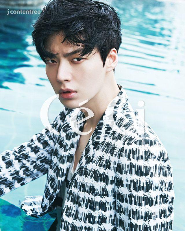 Ahn Jae Hyun - Ceci Magazine June Issue '15