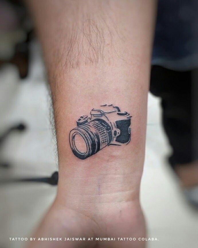 Tag A Photographer Camera Tattoo Tattoo Photography