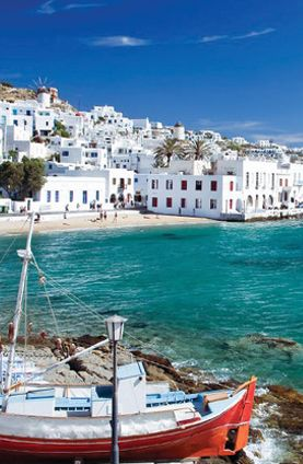 The Greek Islands #GrouponGetaways