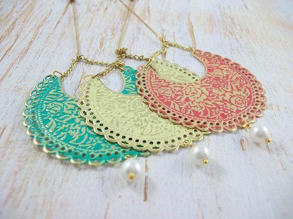 Eid Gifts - Hijab Pins - Unique Hijab Pins - Summer Hijab Pins