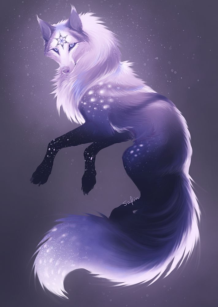 25 best ideas about anime wolf on pinterest wolf and for Cool fantasy drawings
