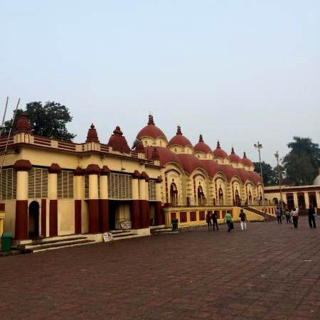 """A visit to Dakshineshwar Kali Temple in Saturday is a task of """"mahapunya"""". It is because, the Saturday and Tuesday are the days of Kali Mata in Hindu mythology. I visited this spot from childhood m..."""