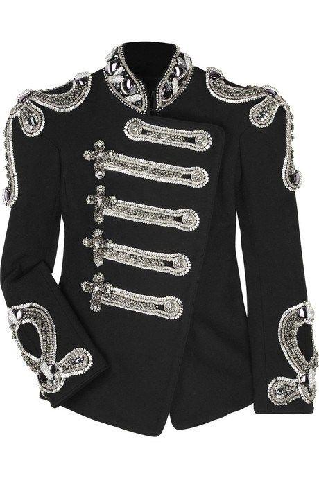 Balmain Military Jacket
