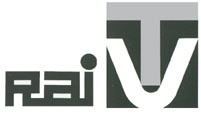 Rai TV logo by Erberto Carboni