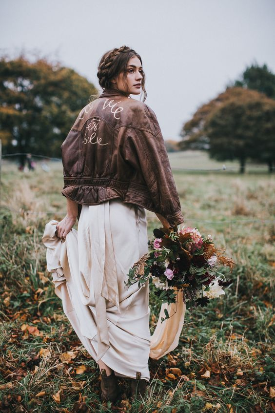 Stylish Autumnal Wedding Shoot From Top UK Wedding Suppliers The Wedding Collective