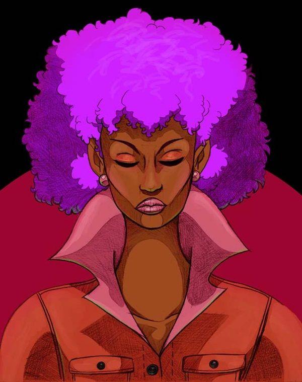 Famous Black Female Cartoon Characters11