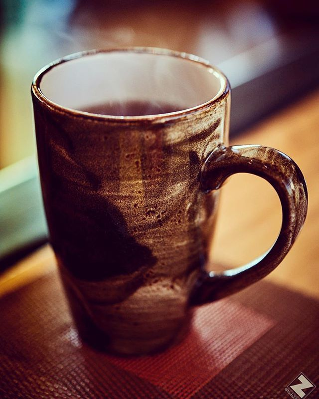 Morning Coffee Breakfast Coffee Cup Steam Morning Summer