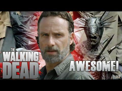 The Walking Dead Season 7 Episode 10 - New Best Friends - Video Review!