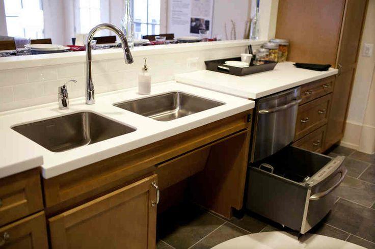 71 best accessible kitchen/bath images on Pinterest Kitchen