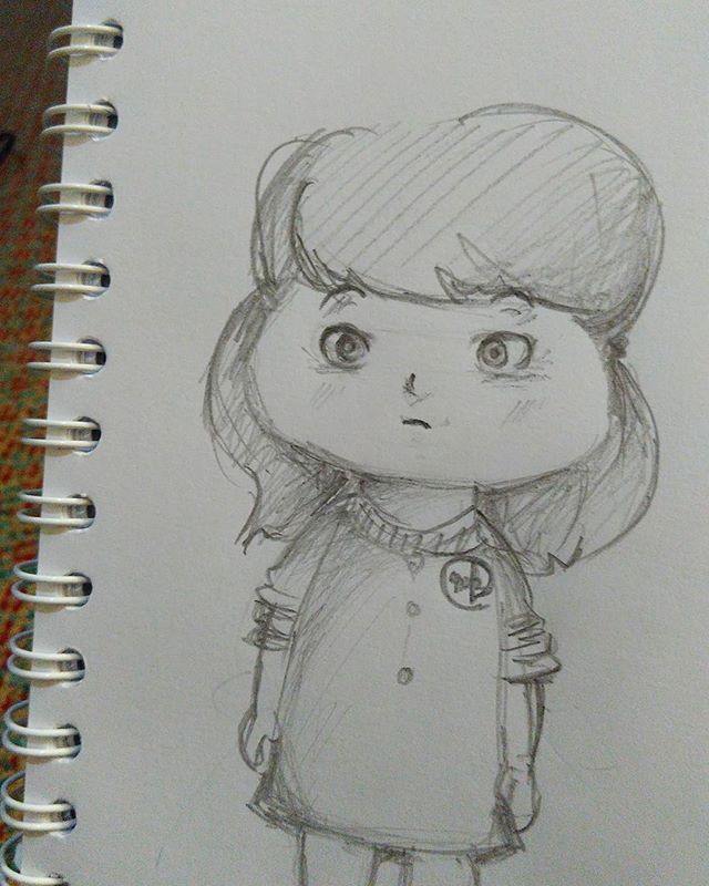 Old stuff Character design, #winnonart - - #drawing #illustration #illustrate #gambar #characterdesign #characterdevelopment #animation #animator #animatorindonesia #sketch #doodle @worldsofartist #art #artsy