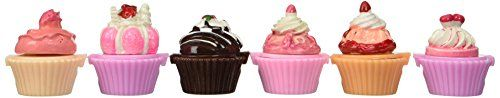 Cupcake Lip Gloss - 6 assorted pcs Enjoy the sweet taste of cupcakes all day, every day with these fun containers of Cupcake Lip Gloss! With a different flavor gloss in a  Read more http://cosmeticcastle.net/bath-body-care/cupcake-lip-gloss-6-assorted-pcs  Visit http://cosmeticcastle.net to read cosmetic reviews