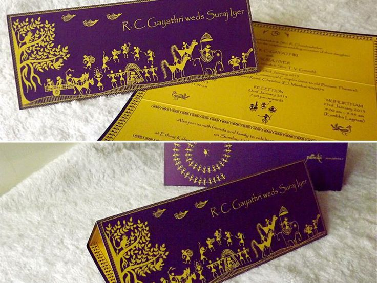 155 best beautiful wedding invites images – Innovative Marriage Invitation Cards