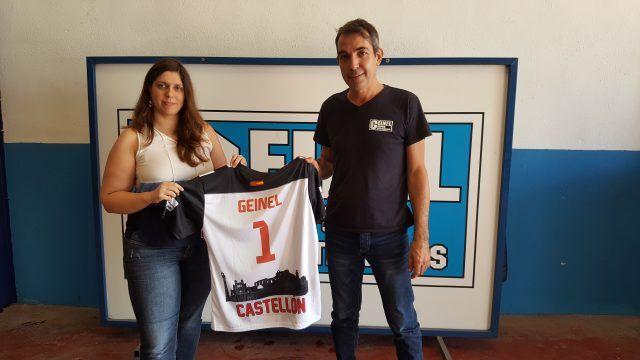 Hace ya cinco años, que la empresa GEINEL Grupos Electrógenos, empezó a colaborar con el Club Castellón Fútbol Sala, esta colaboración hoy en día se mantiene y se refuerza, ya que la empresa apuesta por fomentar deporte local y esta es una de las señas de identidad del Club albinegro, desde sus ...  GEINEL Grupos Electrógenos, 5º aniversario con nosotros.  http://www.castellonfutbolsala.es/2017/10/31/geinel-grupos-electrogenos-5o-aniversario/