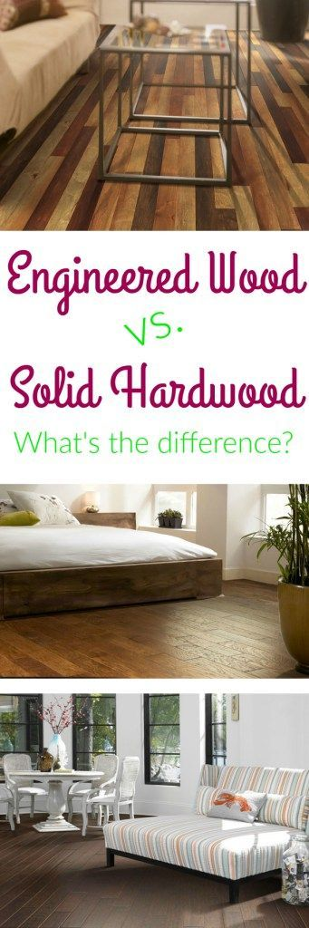 best Types of Hardwood Floor  on Pinterest