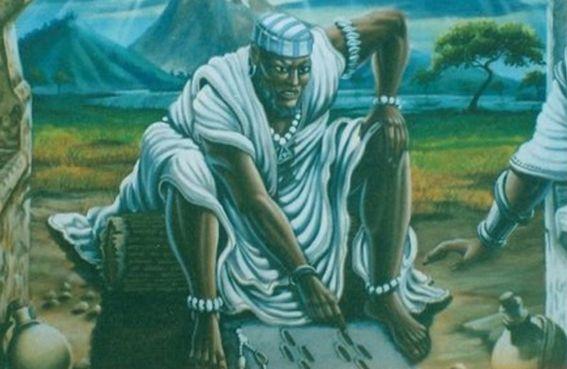 Orula es el orisha de la adivinación. Es el sabio que conoce el futuro de todos y de la existencia misma. Consulta el Ifá y sus lecturas son muy precisas. Orula es el primer profeta que vino a la tierra, fue enviado por Olofi quien también le dio el regalo de la adivinación. Por medio a este regalo tendría que instruir sabiduría y claridad a los humanos.