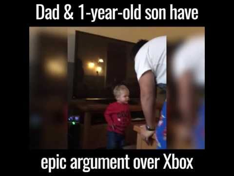 Epic Argument over Xbox https://www.youtube.com/watch?v=Ww8u-tWDb0Q