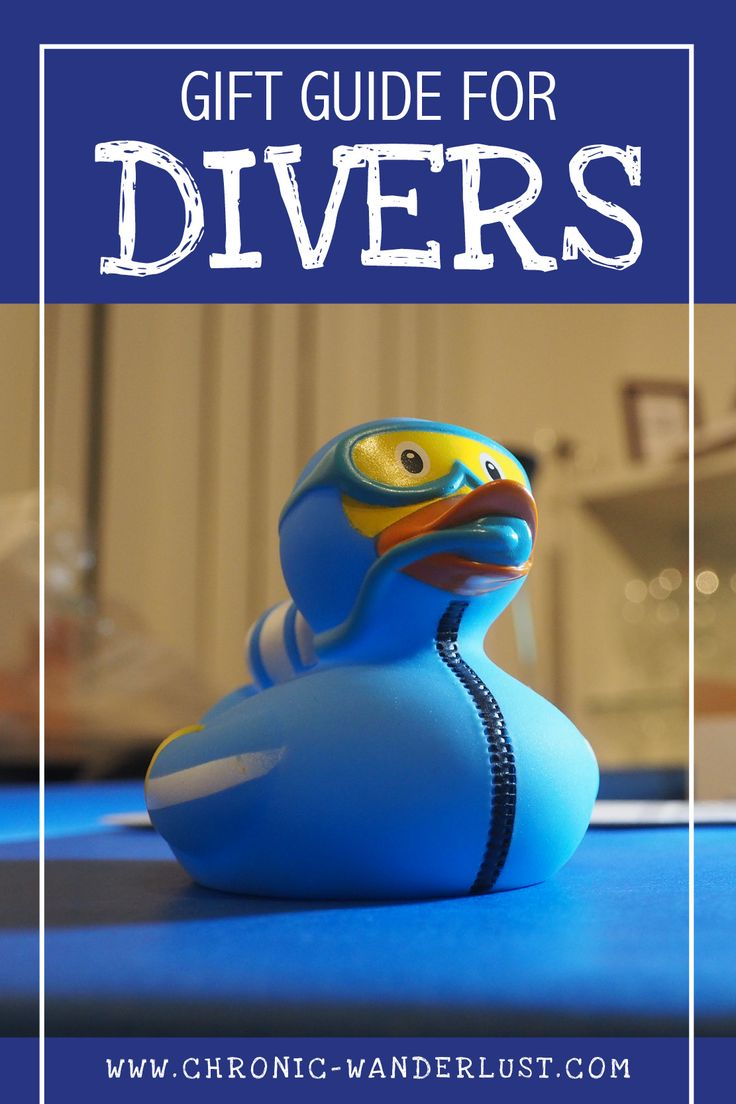 Gift Guide for Divers | Scuba Gifts | Present ideas for ocean addicts | what to gift a diver