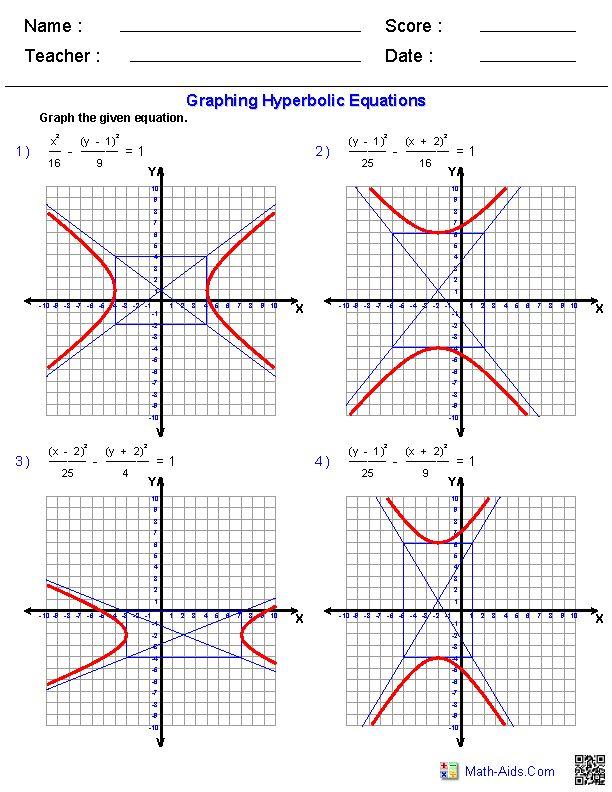 Algebra 2 Math Worksheets Graphing Worksheets Math Worksheets Algebra 2 Worksheets
