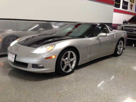 Coupe, 2005 Chevrolet Corvette Coupe with 2 Door in Las Vegas, NV (89118)