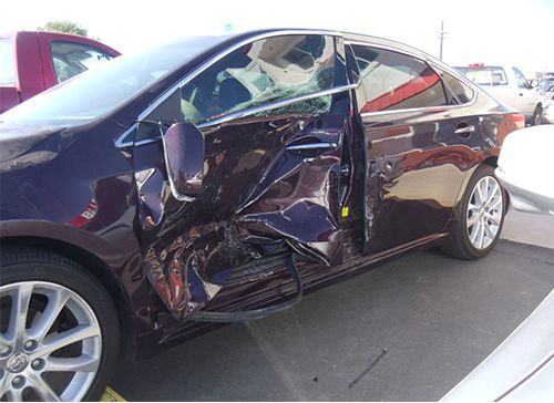 Auto Collision Repair- Factory Color Matching Since 1998. Find Us Here ->