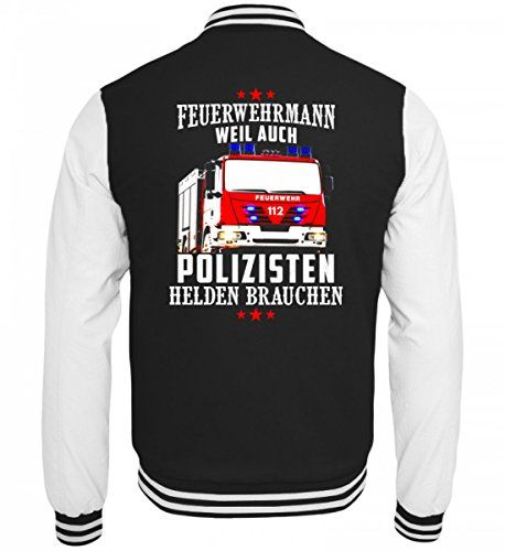 Hochwertige College Sweatjacke - Feuerwehr Shirt · Feuerw... https://www.amazon.de/dp/B075LLL5GD/ref=cm_sw_r_pi_dp_U_x_MnUmAb5PPZWES