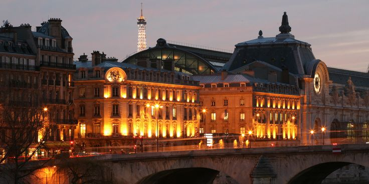 Musée d'Orsay, Paris : De la gare au musée d'Orsay.