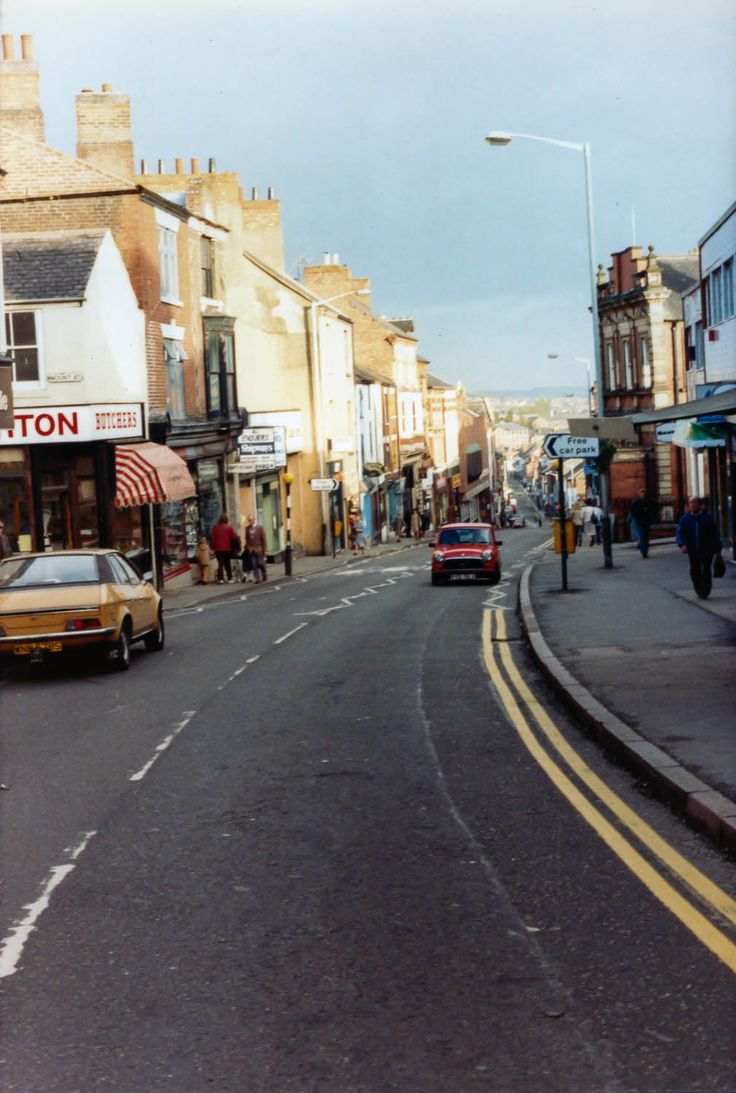 Photographs of Ilkeston, Derbyshire - Bath Street, Ilkeston #4