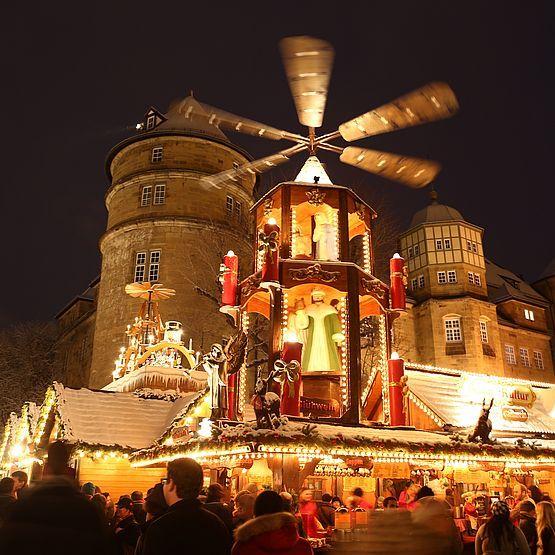 Service-Stuttgarter Weihnachtsmarkt 25.11. - 23.12.2015