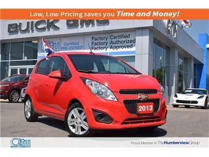 """""""Car - 2013 Chevrolet Spark LT