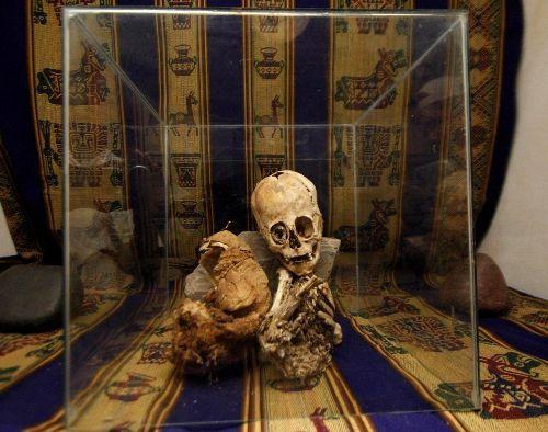 В пустыне Наска обнаружили мумии инопланетян