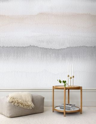 watercolour wall paper