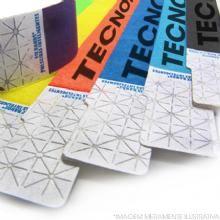 Pulseira de identificação com impressão personalizada para festas e eventos -cores PADRÃO