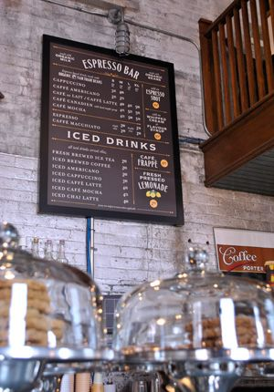 Balzac's Coffee Roasters – Distillery District, Toronto