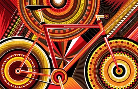 Wicked Cool Bike Art « Arte com bicicleta