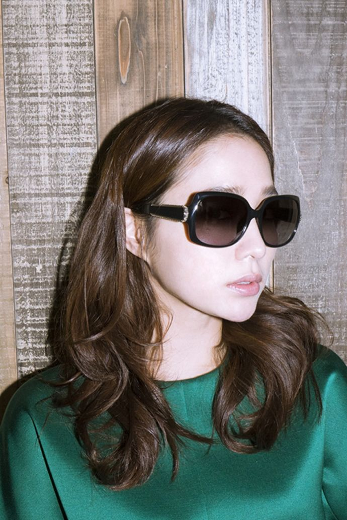 Lee Min Jung's Chloé Eyewear Pictorial | Couch Kimchi