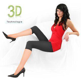 Capri Leggings Mandy 200 DEN 3D