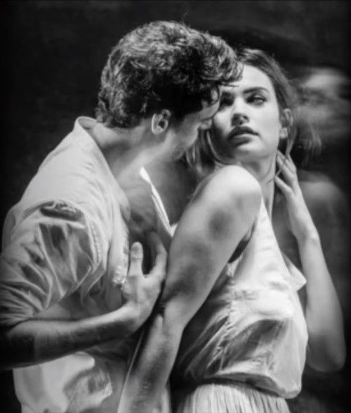 Richard Madden and Lily James ❤Lichard 4ever❤ ❤Romeo and Juliet❤