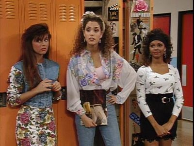 saved by the bell used to watch this in elementary school with my older sis - Saved By The Bell Halloween Costume